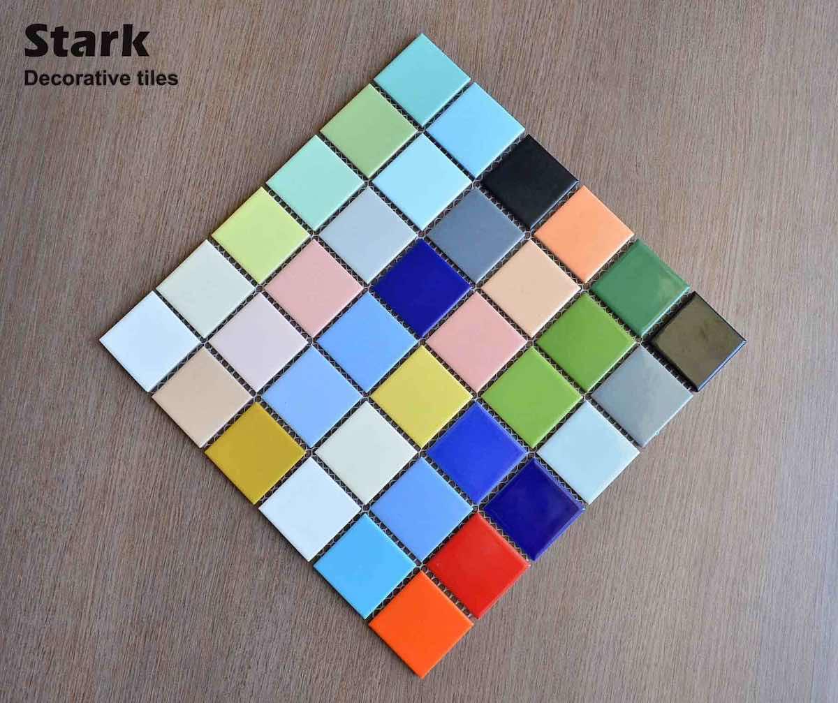 Mosaic STARK – Color scheme